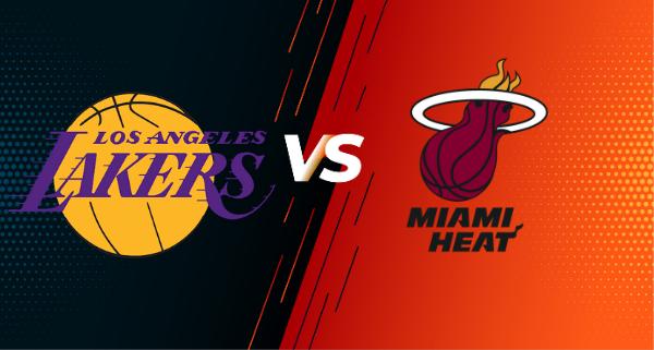 Lakers y Heat se medirán en las Finales 2020 de la NBA