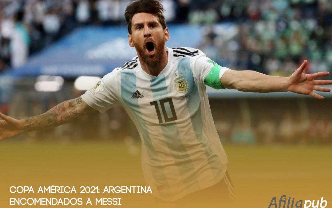 Copa América: Argentina, encomendada a Leo Messi en territorio enemigo