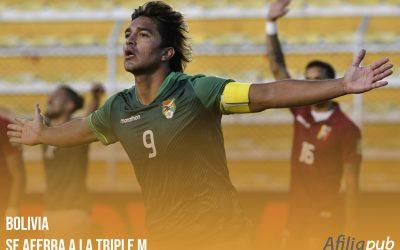 Bolivia se aferra a la triple M