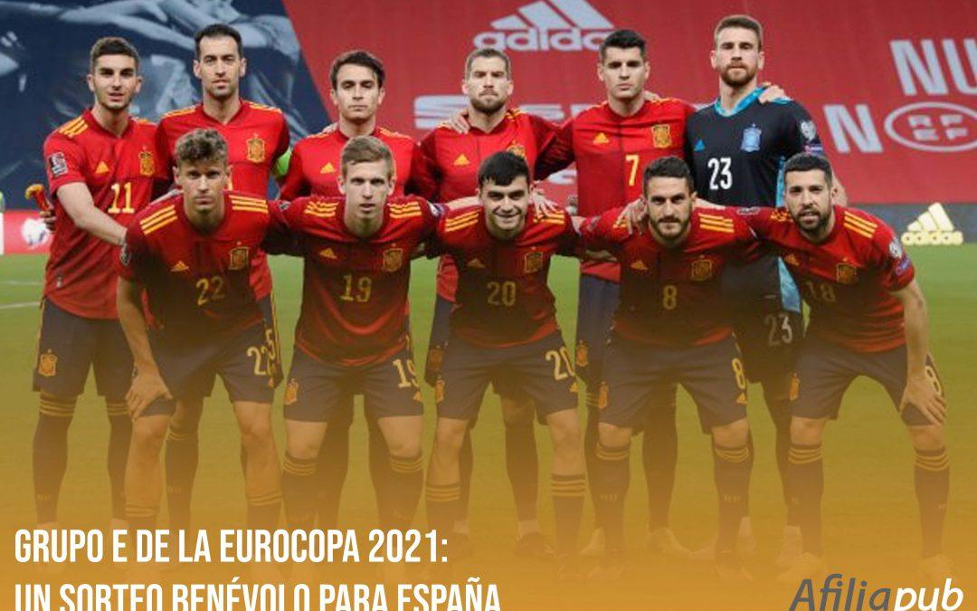 GRUPO E: España, Suecia, Polonia y Eslovaquia