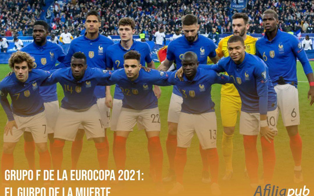 GUPO F: Portugal, Alemania, Francia y Hungría